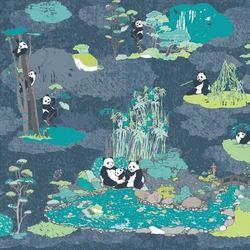 Pandagarden in Naptime