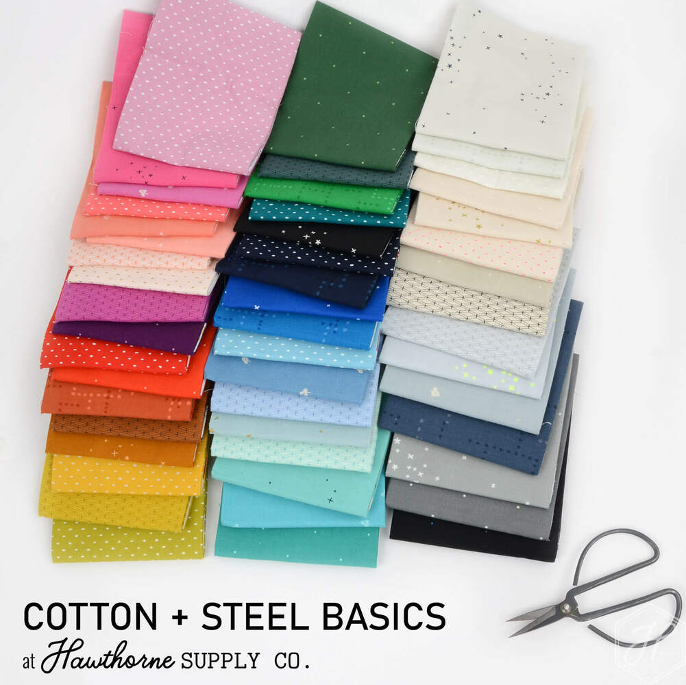 Cotton and Steel Basics Poster Image