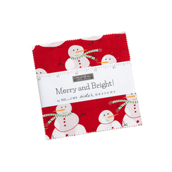 Merry and Bright Charm Pack