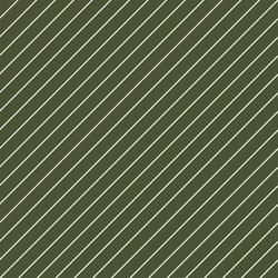 Tinsel Stripe in Mistletoe Green