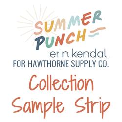 Summer Punch Sample Strip