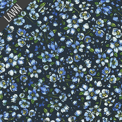 Florets Lawn in Blue Jay