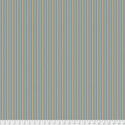 Gilt Stripe in Blue