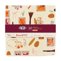 """Season and Spice 10"""" Square Pack"""
