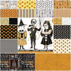 Costume Makers Ball Fat Quarter Bundle