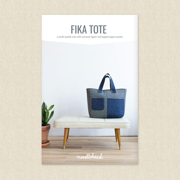 Fika Tote Sewing Pattern