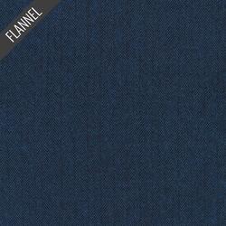 Shetland Herringbone Flannel in Indigo