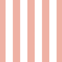 Play Stripe in Peony