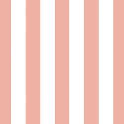 Play Stripe in Peony