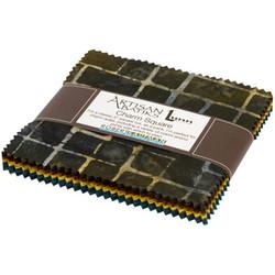 "Pattern Play Artisan Batiks 5"" Square Pack"