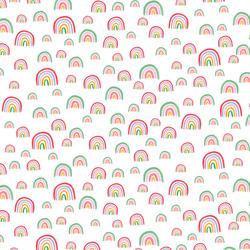Start of the Rainbow in White