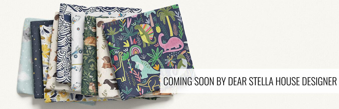 Coming Soon Minky by Dear Stella