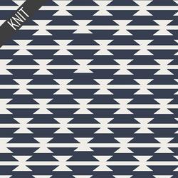 Tomahawk Stripe Knit in Night