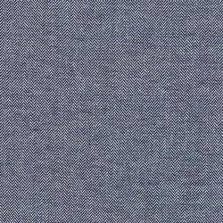 Small Herringbone Chambray in Indigo