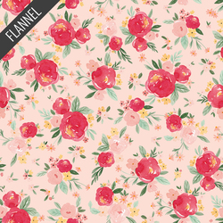 Floral in Pink