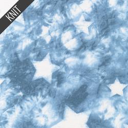 Starry in Denim Blue