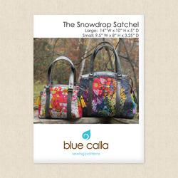 The Snowdrop Satchel