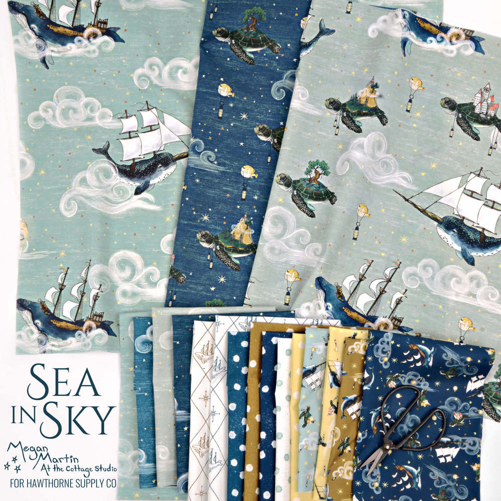Sea In Sky Poster Image