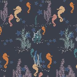 Seahorse Magic in Deep