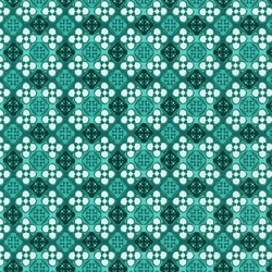 Tiles in Turquoise