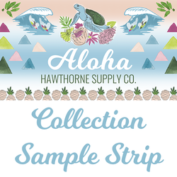 Aloha Sample Strip