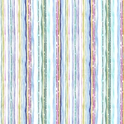 Aquarelle Stripe in Spring