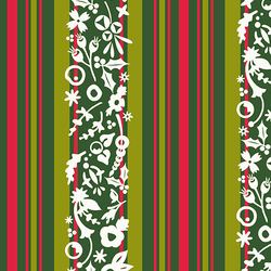 Stripe in Mistletoe