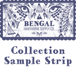Bengal Sample Strip