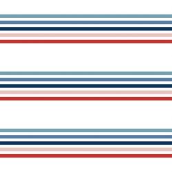 Large Parade Stripe in Liberty