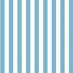 Candy Stripe in Surf