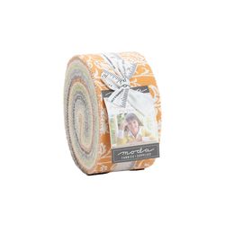 Pumpkins and Blossoms Jelly Roll