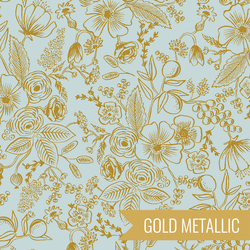 Colette in Mint Metallic