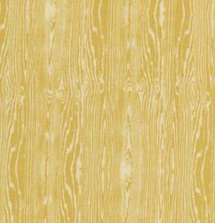 Woodgrain in Vintage Yellow