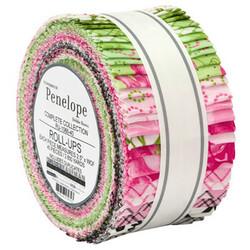 """Flowerhouse Penelope 2.5"""" Strip Roll"""
