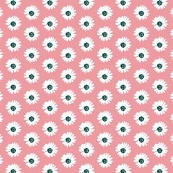 Daisy Dot in Pink Blush