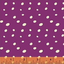Spotty Dot in Magenta