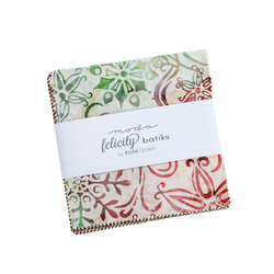 Felicity Batiks Charm Pack