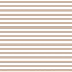 Horizontal Dress Stripe in Sand