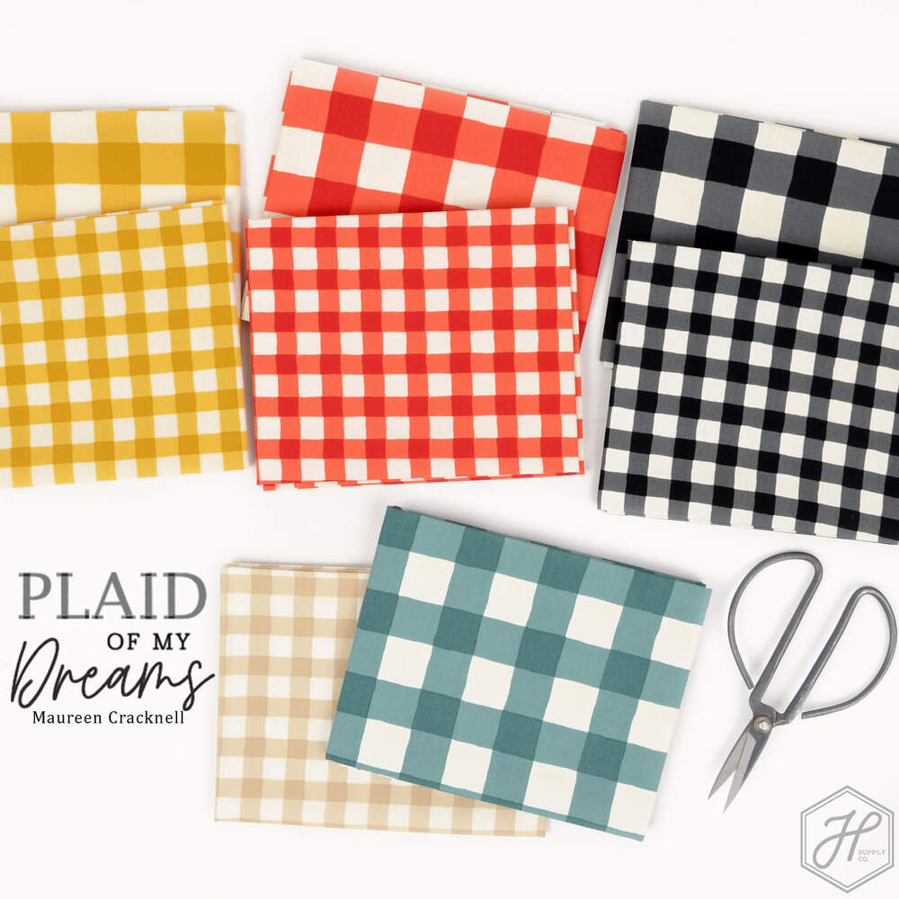 Plaid of my Dreams Poster Image