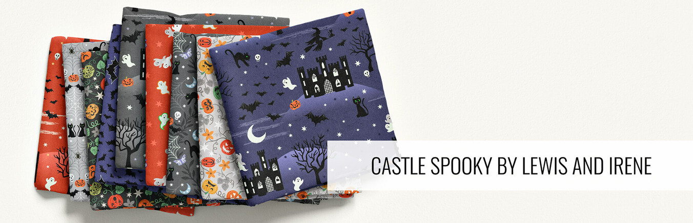 Castle Spooky by Lewis and Irene