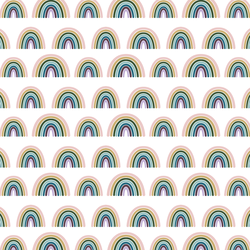 Little Always Rainbows in Painted Unicorns