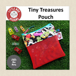Tiny Treasures Pouch