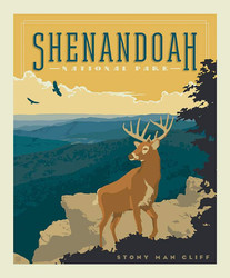 Poster Panel in Shenandoah