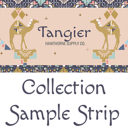 Tangier Sample Strip