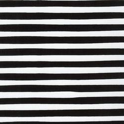 Magical Stripes in Black