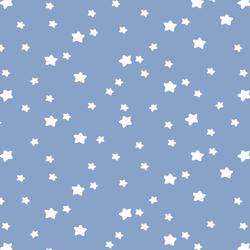 Star Light in Cornflower