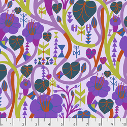 Meander in Lilac