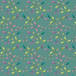 Petals in Agate