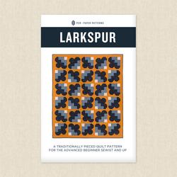 Larkspur Quilt