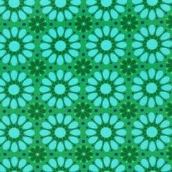 Geometric Flowers in Clover